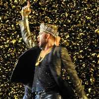 Queen und Adam Lambert in Padua (Italien)