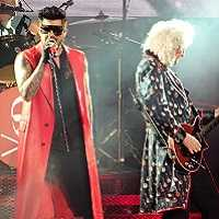 Queen + Adam Lambert: Köln