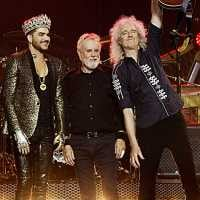 Queen und Adam Lambert Dokumentation im April
