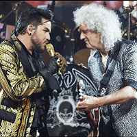 Queen + Adam Lambert: Vancouver Tour-Start!